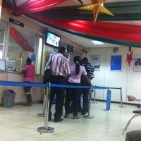 Photo taken at barclays kejetia branch by Derrick J. on 1/8/2013
