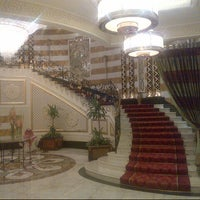 Photo taken at Waldorf Astoria Jeddah - Qasr Al Sharq by sean w. on 6/4/2013