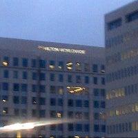 Photo taken at Hilton Worldwide Global Headquarters by sean w. on 9/10/2013
