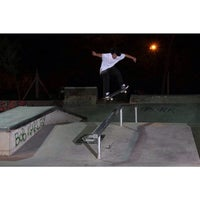 Photo taken at Skatepark by Renato D. on 12/24/2013