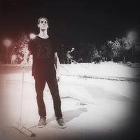 Photo taken at Skatepark by Renato D. on 1/29/2014