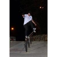 Photo taken at Skatepark by Renato D. on 12/26/2013