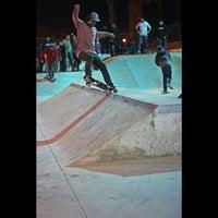 Photo taken at Skatepark by Renato D. on 6/24/2013