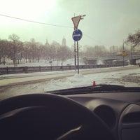 Photo taken at ТНК by Dima С. on 3/13/2013