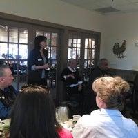 Photo taken at Egg Harbor Cafe by Kristina M. on 4/17/2014