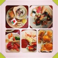 Photo taken at Osaka Seafood Buffet by Jonathan L. on 12/30/2012