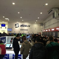 Photo taken at Alza.cz by Pavel M. on 12/21/2012