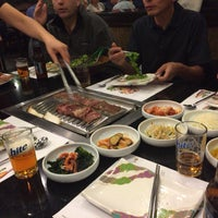 Photo taken at Mother's Korean Grill by 桜 楼. on 4/16/2015