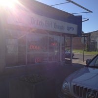 Photo taken at Dutch Girl Donuts by Dawn D. on 5/25/2013