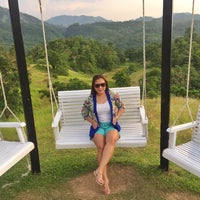 Photo taken at Canso X Mountain Adventure Park by Berl_gwapa on 7/19/2015