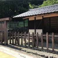 Photo taken at 熊川宿 by tkdkz on 8/27/2017
