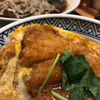 Photo taken at そば処 吉野家 宇治槙島店 by tkdkz on 9/1/2017