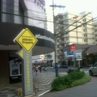 Photo taken at Atlântico Shopping by Dialison C. on 5/13/2013