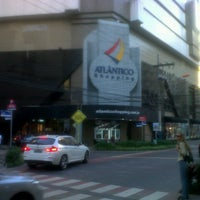 Photo taken at Atlântico Shopping by Dialison C. on 5/10/2013