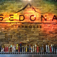 Photo taken at Sedona Taphouse by rcooper on 7/13/2013