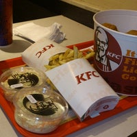 Photo taken at KFC by Hans R. on 3/25/2013