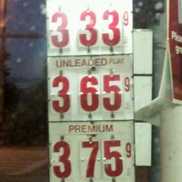 Photo taken at Citgo by Rossella Z. on 11/19/2012