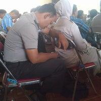 Photo taken at Omah Kampung by di n. on 1/21/2014