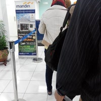 Photo taken at Bank Mandiri Bantul by di n. on 12/9/2013