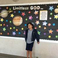 Photo taken at Calvary Baptist School by Junior R. on 8/17/2017