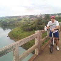 Photo taken at Puente Internacional de la Amistad by Aldo N. on 11/2/2012