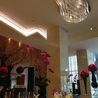 Photo taken at The Ritz-Carlton Toronto by Laura P. on 7/28/2013