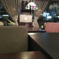 Photo taken at Upperstar Steak & Chicken Restaurant by Connie B. on 10/11/2012