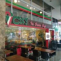 Foto diambil di City Ice Cream Cafe oleh dhimas p. pada 4/18/2018