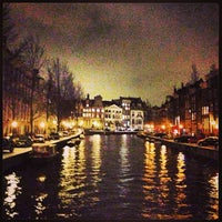 1/19/2013 tarihinde Davide B.ziyaretçi tarafından Herengracht Restaurant & Bar'de çekilen fotoğraf