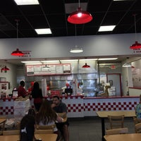 Photo taken at Five Guys by Dr. Ahmad on 8/1/2015