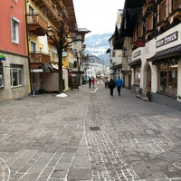 Photo taken at Zell am See Zentrum by Dr. Ahmad on 1/14/2018