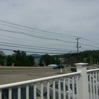 Photo taken at Weirs Beach Lobster Pound by Aaron K. on 7/5/2014