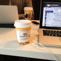 Photo taken at Blenz Coffee by Yoshi S. on 4/3/2013