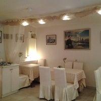 Photo taken at Штабной ресторан by Olga K. on 5/9/2013