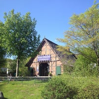 Photo taken at Freilichtmuseum am Kiekeberg by Malte S. on 5/10/2013