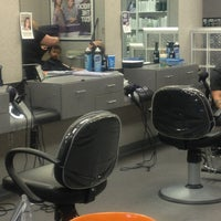 Photo taken at Supercuts by Stephanie S. on 2/26/2013