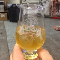 Photo taken at Minhas Distillery by Karissa H. on 7/19/2014