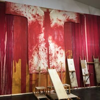 Photo taken at Hermann Nitsch Museum by Thomas D. on 6/12/2016