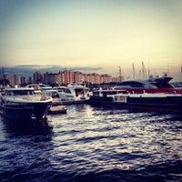 Снимок сделан в Паруса пользователем Anton L. 7/10/2013