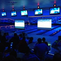 Photo taken at Cosmic Bowling by Murat K. on 4/3/2013