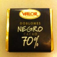 Photo taken at Chocolatería Valor Logroño by Mari Cruz H. on 11/23/2013