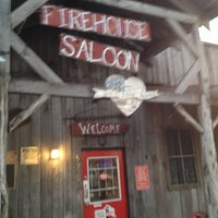 Photo taken at Firehouse Saloon by Kat M. on 10/17/2012