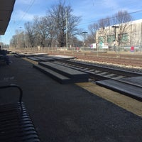 Photo taken at SEPTA/Amtrak: Ardmore Station by Talal N. on 2/22/2016