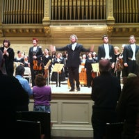 5/5/2013 tarihinde Franklin T.ziyaretçi tarafından Symphony Hall'de çekilen fotoğraf