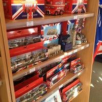 Photo taken at Британские сувениры / British Souvenirs by Anastasi B. on 3/4/2013