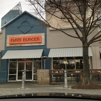 Photo taken at Farm Burger by Kellie N. on 3/2/2013
