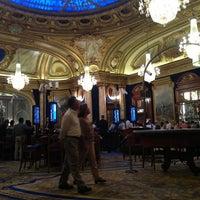 Photo taken at Casino de Monte-Carlo by Kristina M. on 7/22/2013