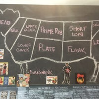 Photo taken at The Meat Department by Daniel G. on 5/20/2016