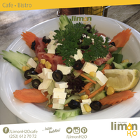 Photo taken at LimonH₂O Cafe Bistro by LimonH₂O Cafe Bistro on 5/5/2016