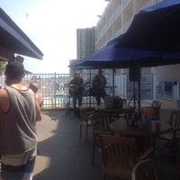 Photo taken at The Carousel Patio Bar & Grill by Mrlbi on 7/22/2014